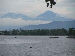 cycling Bali -Bali's north coast- Bali