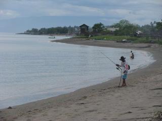 cycling Bali -Bali's north coast- Pemuteran - Bali