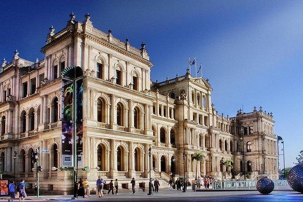 Brisbane Treasury Building- Casino