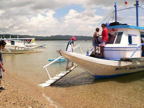 ferries to Boracay Island- Philippines