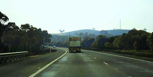 Australia freeway