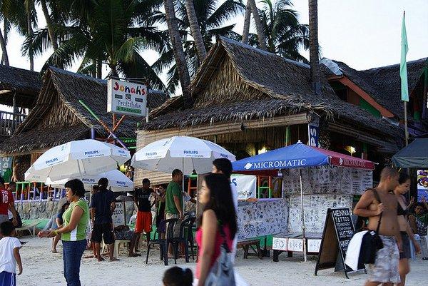 Boracay beach- Philippines