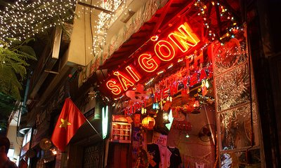 Saigon Bar, Vietnam