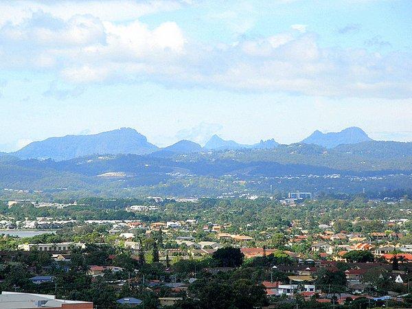 Australia hinterland- Gold Coast- Brisbane