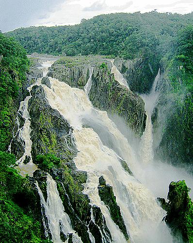 Barron Falls- Kuranda- Australia