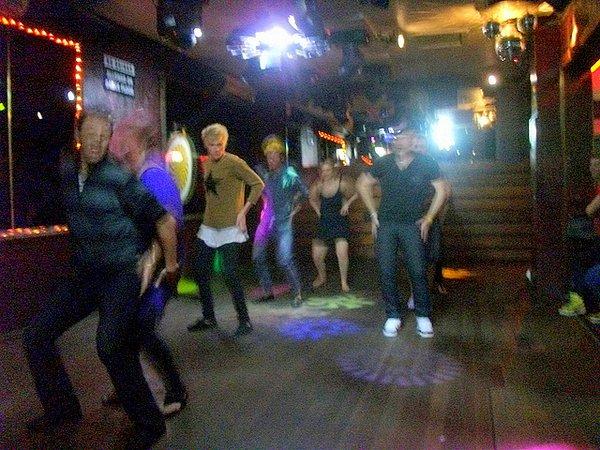 Brisbane dance club- Australia