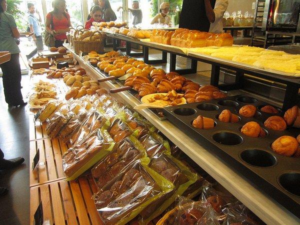Philippines bakery