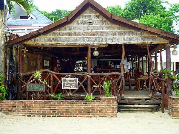 coffee shop- Boracay Island- Philippines