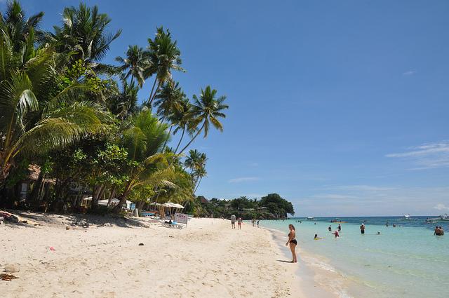 Alona Beach - Panglao - Philippines