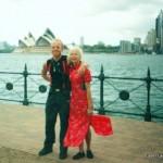 Lash with Denis in Sydney- Australia