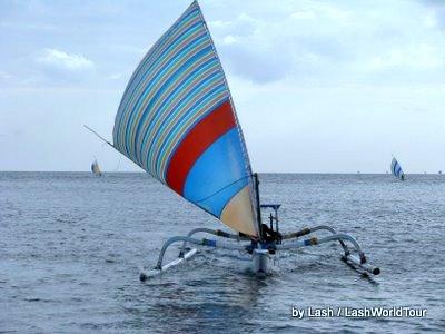 jukung - Bali Sea - Amed