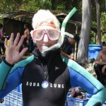 diving story- Lash diving in Bali, Indonesia
