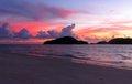 sunset - Langkawi Island - Malaysia