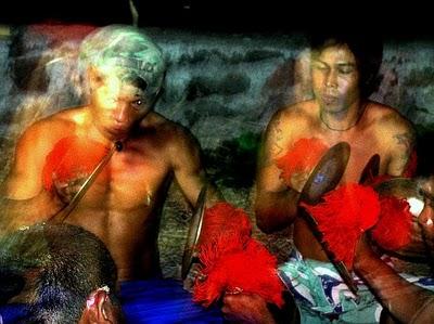 balinese gamelan rehearsal