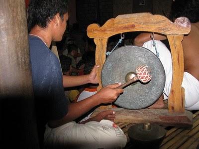 balinese gamelan instrument