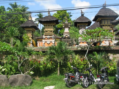 cycling bali - Bali's central- Ubud