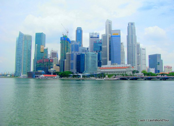 visit Singapore- Singapore cityscape