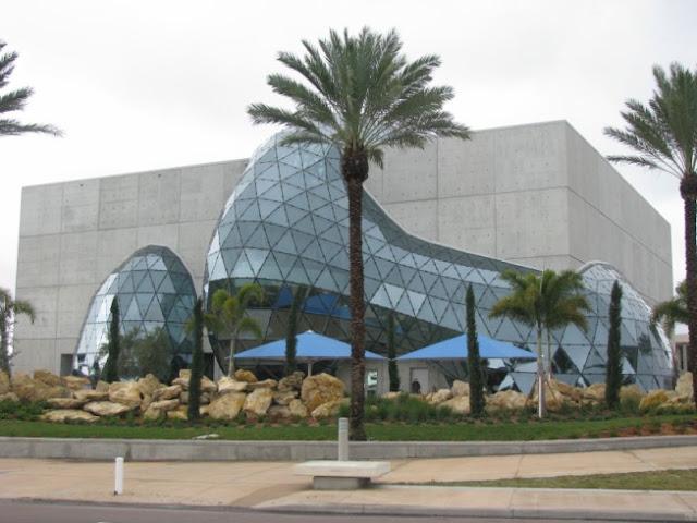 Salvador DAli Museum-St Petersburg- Florida