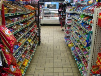 TRAVEL STORY- USA- convenience store