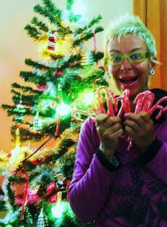TRAVEL STORY-Lash at Christmas- USA