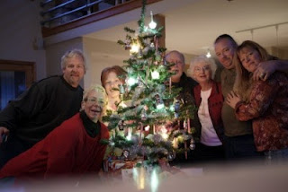 family gathering -Christmas 2010