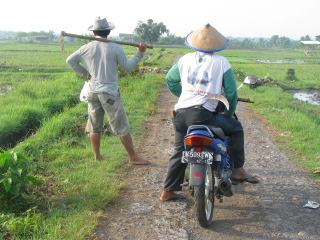 cycling Bali -Bali's southwest coast- Negara
