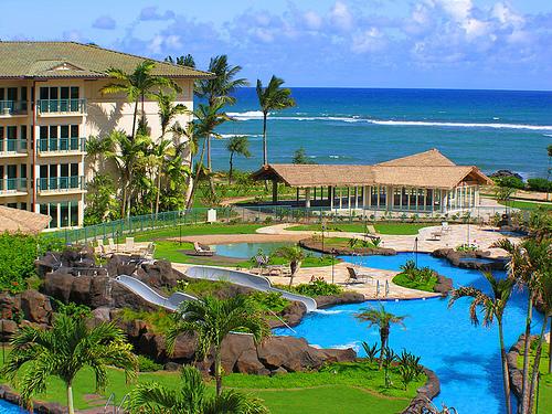 timeshare resort
