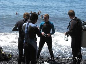 divers - Bali