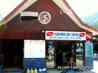 dive professional- Dive Shop in Malaysia
