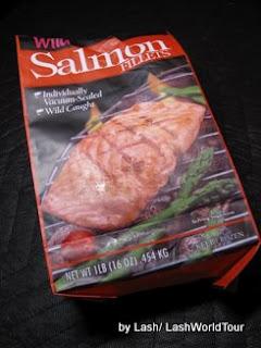 BEST FOOD IN AMERICA- salmon