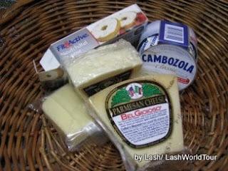 BEST FOOD IN AMERICA- cheeses