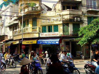 visit Hanoi-Vietnam