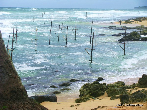 Photo Gallery Sri Lanka- Sri Lanka's Stormy Coast
