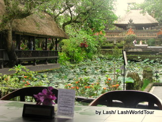 Cafe Lotus- Ubud- Bali
