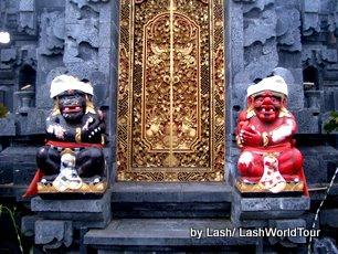 Balinese Hindu temple- Bali