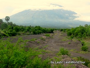 Mt Agung- tulamben- Bali