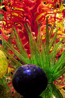 Chihuly Glass  Collection- ST Petersburg Florida- USA