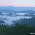 sunrise at Haputale, Sri Lanka
