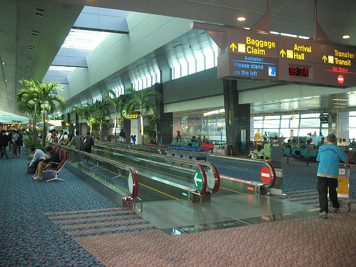 Changi Airport - Singapore