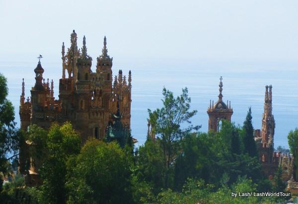 Benalmadena Castle- Costa del Sol- Spain