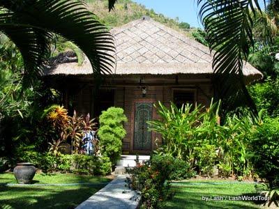 bungalow -Coral View Resort- Lipah- Amed- Bali