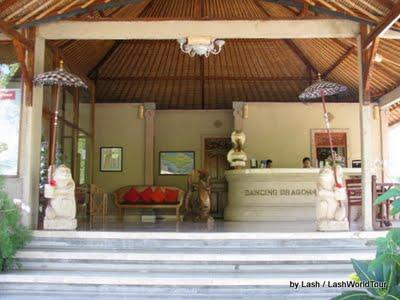 Dancing Dragon resort - Bunutan- Amed- Bali