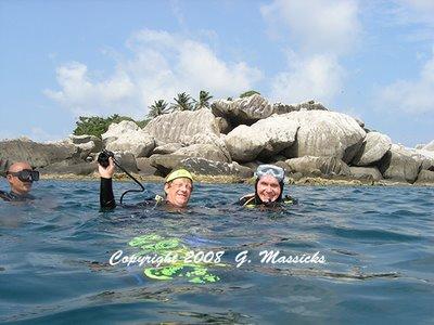 diving at Tioman Island - Malaysia