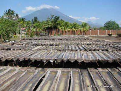 salt making fields-Amed-Bali