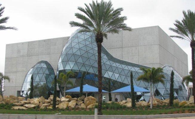 DAli Museum, St Petersburg, Florida