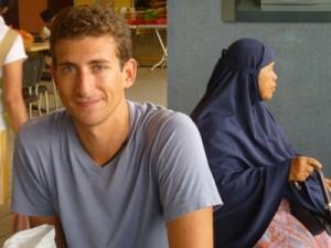 Wandering Earl in Malaysia