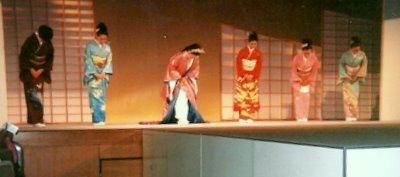 Nishijin Kimono Fashion Show