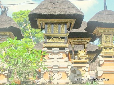 temples- central Bali