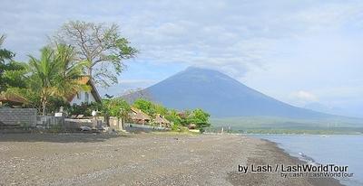Mt. Agung- Amed Beach- Bali