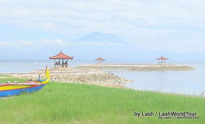 Mt. Agung- Sanur Beach- Bali